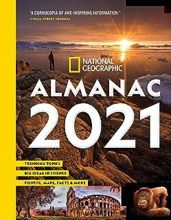National Geographic Almanac 2021