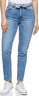 Vero Moda womens 10213969 Tap Scarf Belt Jeans