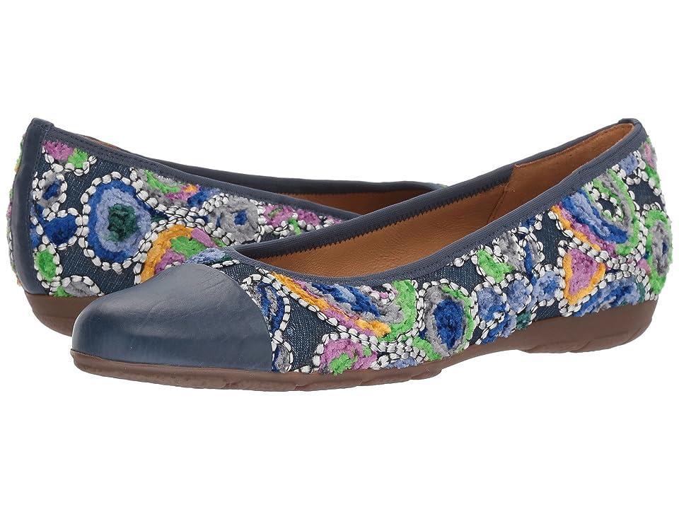 Gabor Gabor 84.161 (Blue Butterfly/Goucho) Women