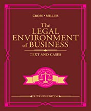 The Legal Environment of Business: Text and Cases (MindTap Course List)
