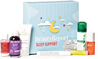 NewBeauty BeautyReport Sleep Support Box | Complete Nighttime Regimen Set ft. Vital Proteins, This Works, ODE, LivON Labs, KOH Gen Do, Klorane, Aromatherapy Associates, Akar ($155 Value)