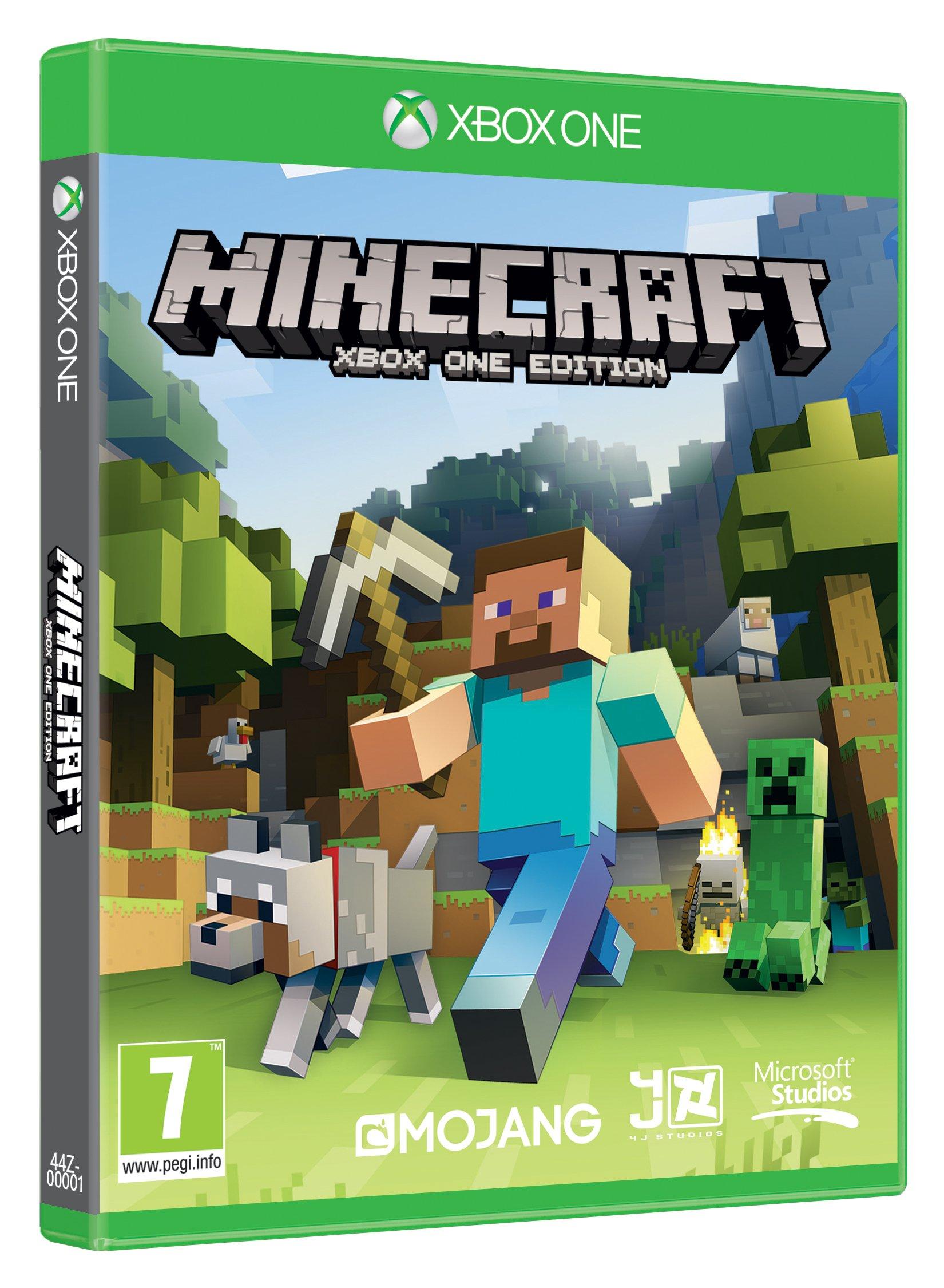 Microsoft Minecraft, Xbox One - Juego (Xbox One): Amazon.es ...