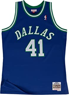 dallas mavericks throwback jersey