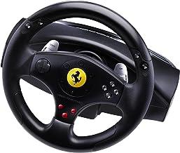 ThrustMaster Guillemot - Volante Ferrari GT Experience Racing Wheel (PS3/PS2/ PC)