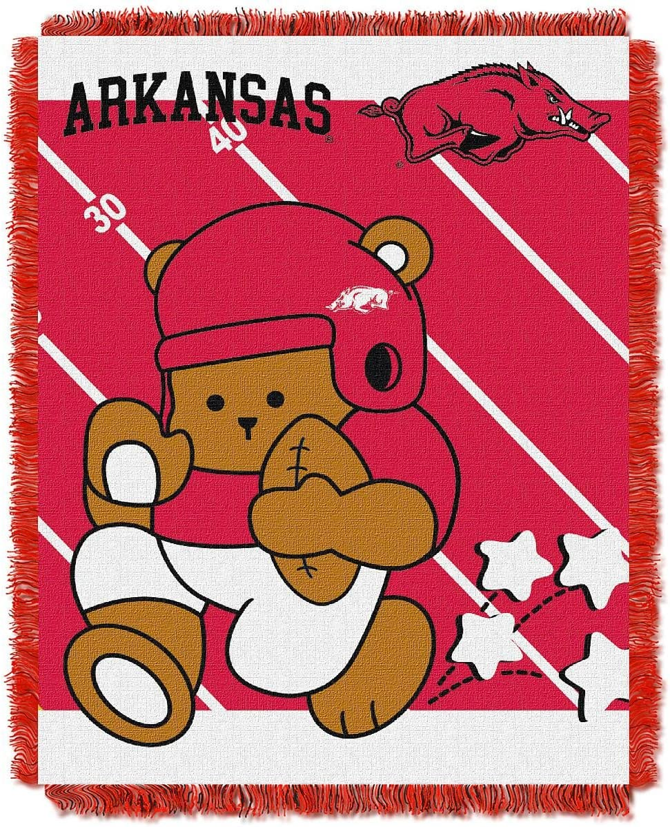 The Northwest Company Arkansas Razorbacks Max 81% online shop OFF W Fullback Triple Baby