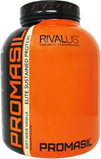 Rivalus Promasil Soft-Serve Vanilla 5 LBS. (2268 G)