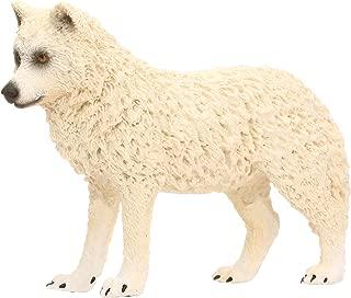 Schleich Arctic Wolf Toy Figure