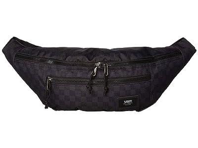 Vans Ward Crossbody Pack (Black/Charcoal) Cross Body Handbags