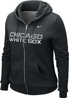 NIKE Women's Chicago White Sox MLB Classic Full Zip Hoodie
