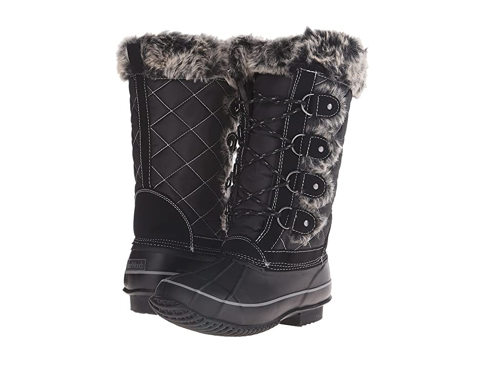 Maine Woods Nicole (Black) Women