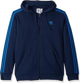 Men's 3-Stripes Full-Zip Sweatshirt