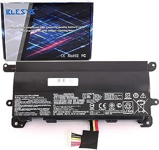 BLESYS A32N1511 Batería para portátil Compatible con ASUS ROG G752 G752V G752VL G752VM G752VT G752VY GFX72 GFX72V GFX72VT GFX72VY GFX72VL6700 GFX72VT6700 GFX72VY6820 A32LM9H 0B110-00370000