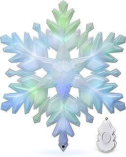 Best hallmark santa snowflake Reviews