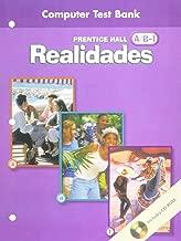 PRENTICE HALL SPANISH REALIDADES COMPUTER TEST BANK LEVEL A, B, 1, 1ST  EDITION 2004C