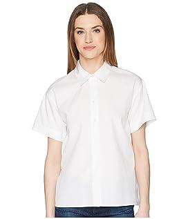 Short Sleeve Button Up