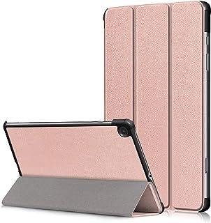 جراب Galaxy Tab S6 Lite 10.4 بوصة 2020، جراب Dteck خفيف الوزن ثلاثي الطي مناسب لهاتف Samsung Galaxy Tab S6 Lite 10.4 2020 ...