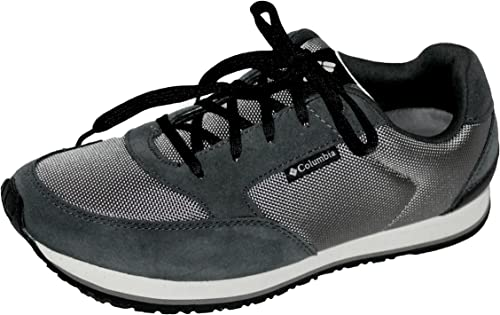 Columbia Hommes's Rush Valley Suede Walking chaussures paniers (10)