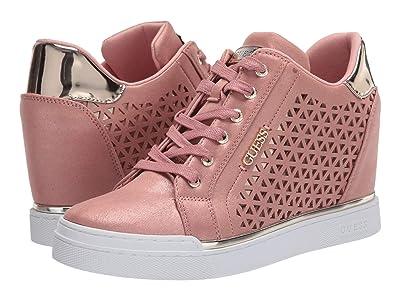 GUESS Flowurs (Pink) Women