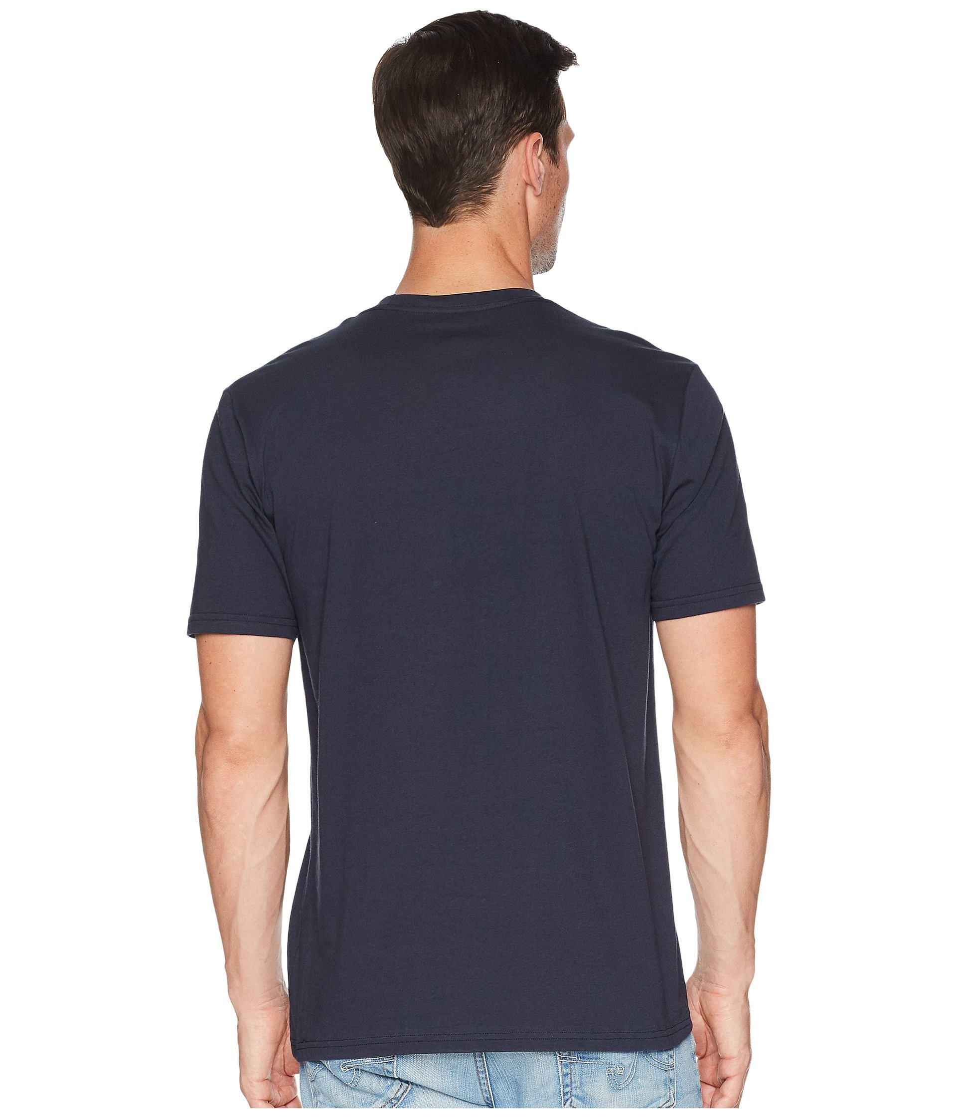 Tee 1 tnf 2 Face North White Navy The Sleeve Dome Short Urban TwZBWx40