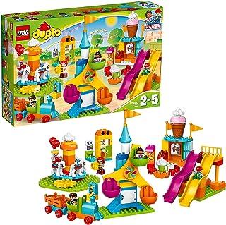 LEGO 10840 Duplo Big Fair Toy, Multicolor, 106 pieces