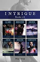 Intrigue Box Set 1-6/Show of Force/Criminal Behaviour/Snowbound Suspicion/Smokies Special Agent/Wyoming Cowboy Sniper/K-9 Defence