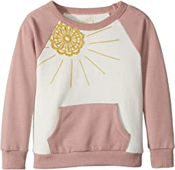 Sol Long Sleeve Fleece (Toddler/Little Kids)