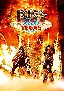 キッス・ロックス・ヴェガス【DVD(日本先行発売/日本語字幕付き/日本語解説書封入)】