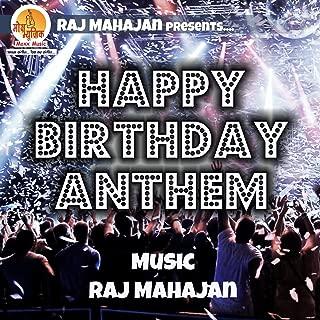 Happy Birthday Anthem (feat. Bob Rhyms)