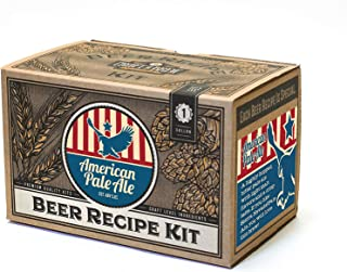 Home Brew Ingredient Kit – Craft a Brew 1 Gallon Beer Recipe American Pale Ale Beer Kit – Beer Recipe Kit – Make Your Own Beer with Home Brewing Kit