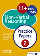 11+ Non-Verbal Reasoning Practice Papers  2: For 11+, pre-test and independent school exams including CEM, GL and ISEB