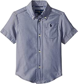 Polo Ralph Lauren Kids - Performance Oxford Shirt (Toddler)