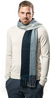 mens silk winter scarves