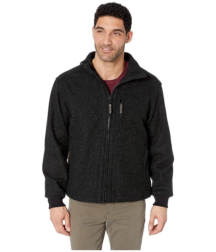 Filson Mackinaw Wool Field Jacket (Charcoal) Men's Coat