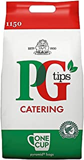 PG Tips Pyramid Teabags, 1,150-Count Bag