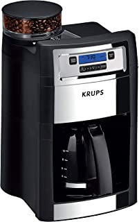 krups coffee machine bean to cup