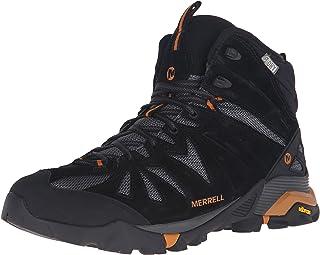 merrell mens moab fst mid waterproof boot install