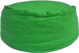 قبعة عمامة NDA إيما باغري سافا بتصميم عربي قبعة رامدان كوفي باكستاني توب للرجال