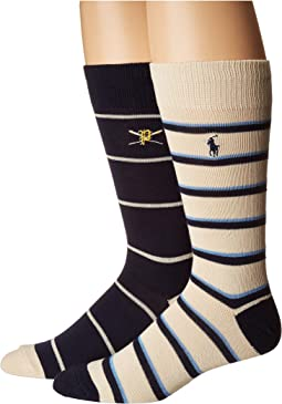 2-Pack Stripe with Cross Paddle