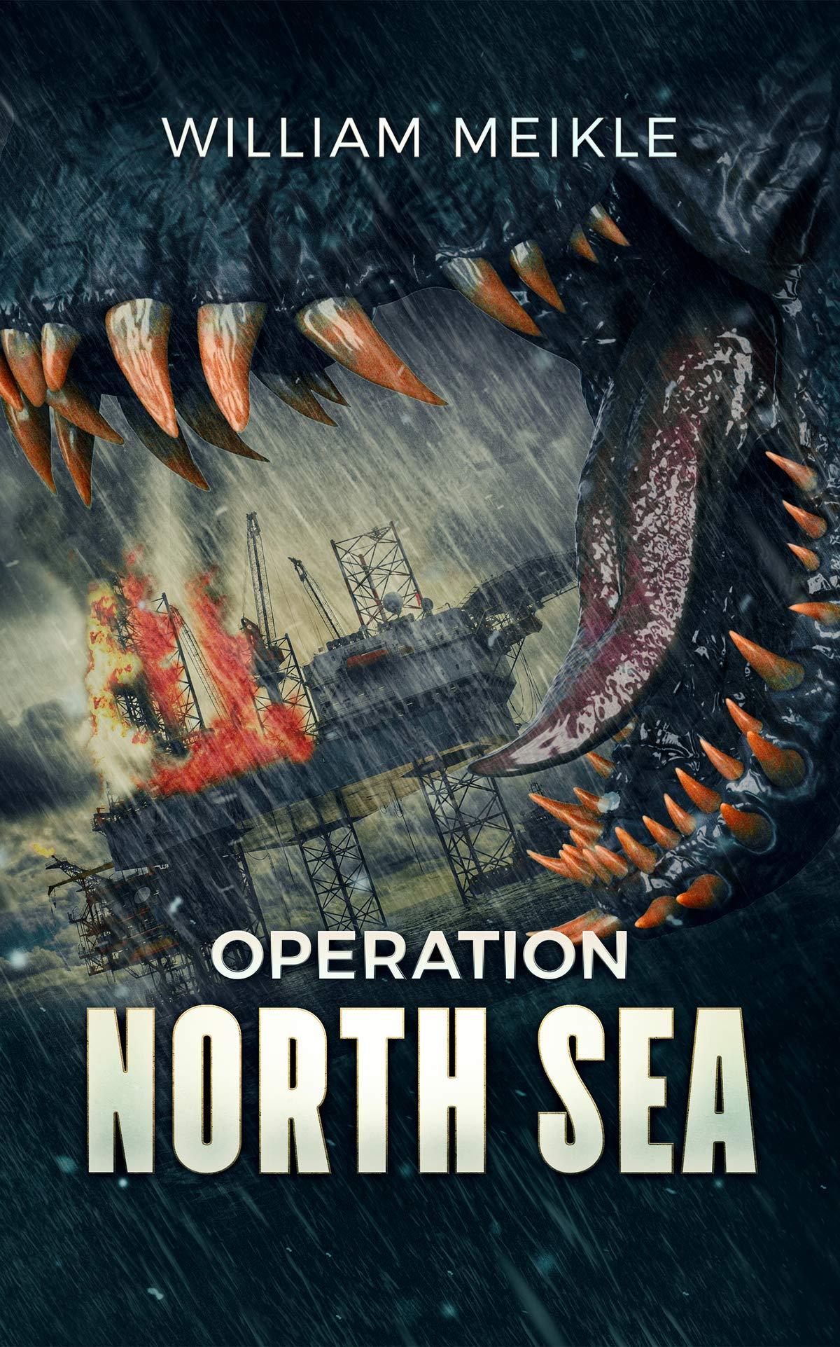 Operation: North Sea (S-Squad Book 10)