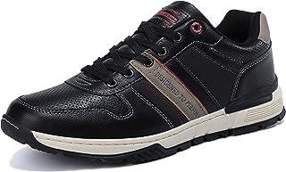 ARRIGO BELLO Sneakers Uomo Scarpe da Ginnastica Eleganti Casual Sportive Trekking Traspiranti Interior all'Aperto Taglia 4...