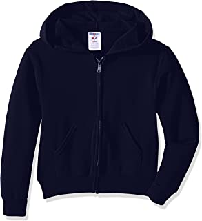 Jerzees Youth Full Zip Hooded Sweatshirt