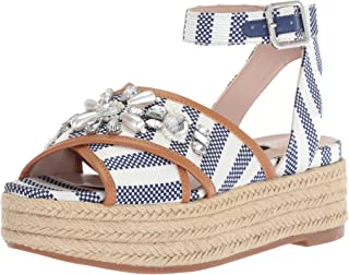 Nine West Women's STARSPIRIT Fabric Sandal