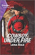 Cowboy Under Fire (The Justice Seekers Book 1)