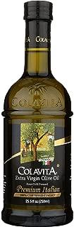 Colavita Premium Italian Extra Virgin Olive Oil, 25.5 fl. oz., Glass Bottle