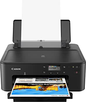 Canon PIXMA TS702 Wireless Color Inkjet All-in-One Printer with Duplex