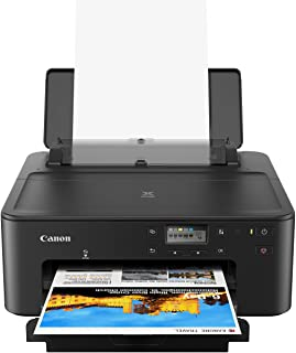 Canon PIXMA TS702 Wireless Single Function Printer | Mobile Printing with AirPrint(R), Google Cloud Print, and Mopria(R) Print Service, Amazon Dash Replenishment Ready