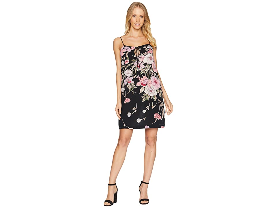 Billabong Night in Dress (Black Floral) Women