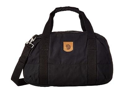 Fjallraven Greenland Duffel 20 (Black) Handbags