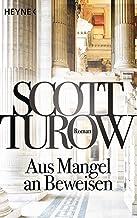 Aus Mangel an Beweisen: Roman (German Edition)