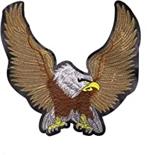 eagle back patch